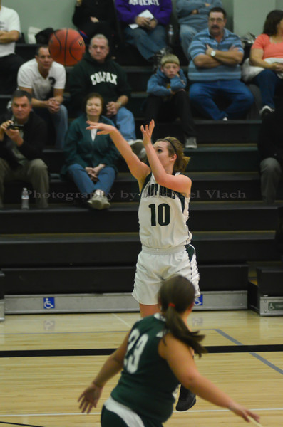 2011 Dixon JV Girls vs. Colfax