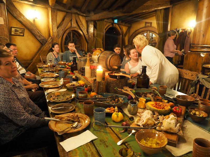 Hobbiton Evening Banquet Tour