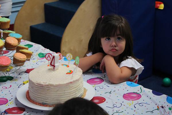 2012/07 - Amanda's Bithday Party