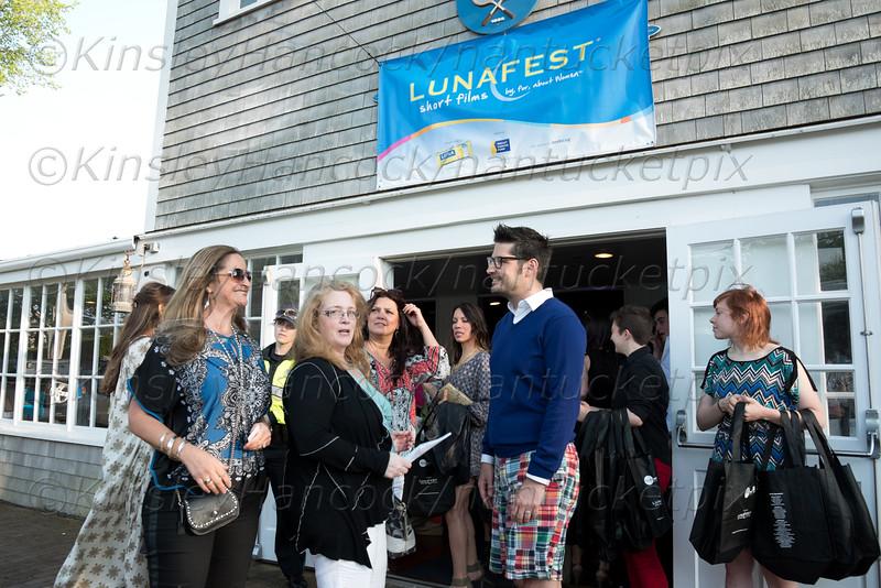 Theater Workshop of Nantucket presents Lunafest May 28, 2016