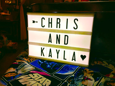 Kayla & Chris