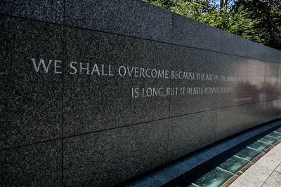 Honor Flight Houston  - MLK & FDR