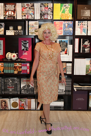 Just Fabulous Marilyn Party 8/4/12