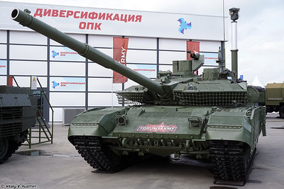 Military-technical forum ARMY-2021 - Static displays part 1: Tanks, IFVs, APCs, Artillery, Air Defence and CBRN