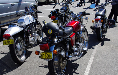All-Norton Ride 2013