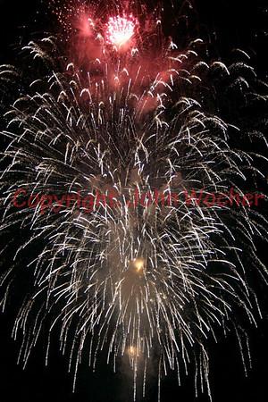 Fireworks!  Boom!
