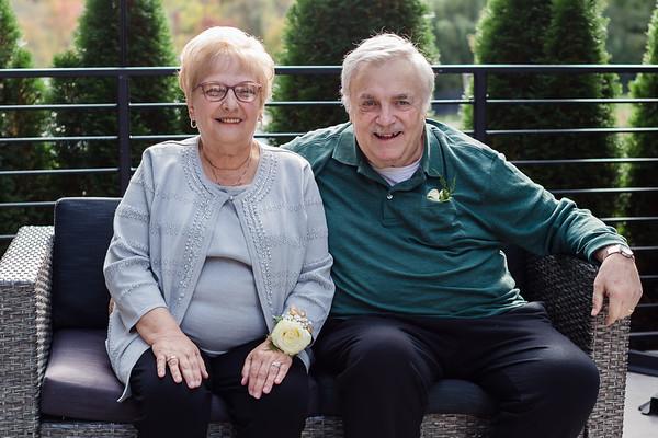 Marie & Ken's 50th Anniversary
