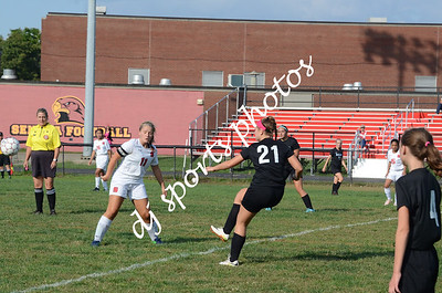 2017-09-05 Ballard vs Seneca Girls Varsity Soccer