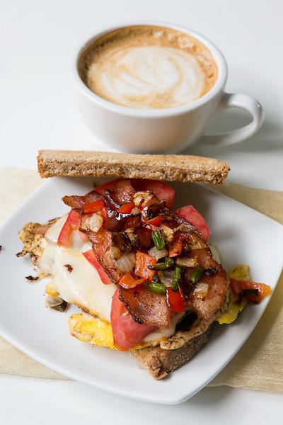 Tasty Tuesday: Bacon Egg Sandwich | June 2015