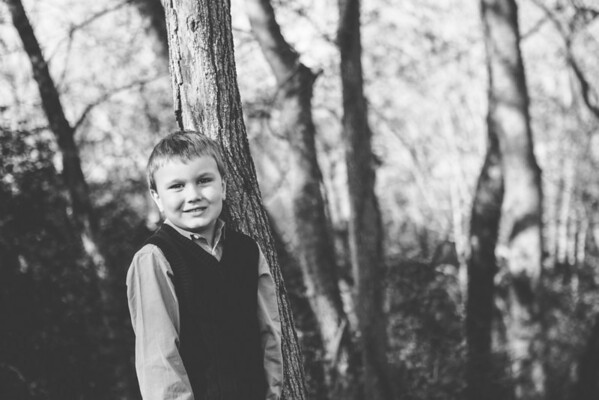 Hillary, Phillip and Lyam: Fall Mini Session