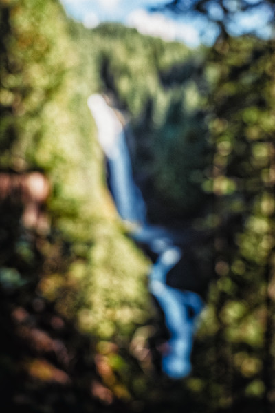 Hike up to Wallace Falls, October 2019