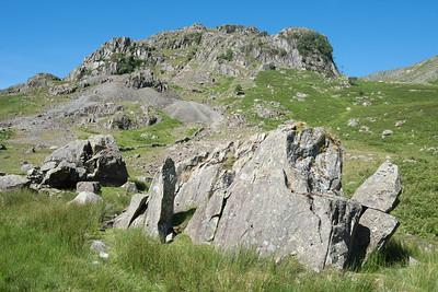 Honister Crag & Striddle Crag