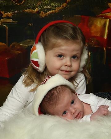 Christmas 2012 Our Girls