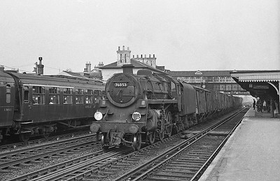 British Railways Steam 1966