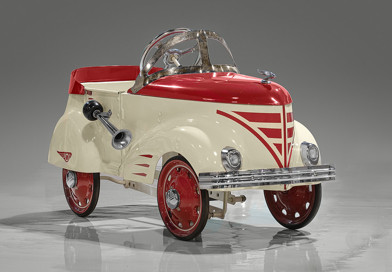 Fancy Pedal Car