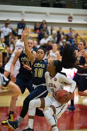 Women's Basketball - APU vs California Baptist 20151205