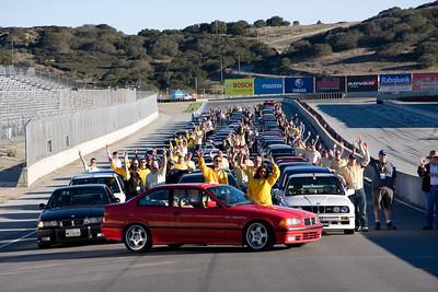 2009-01-16 BMW CCA HDPE @ Laguna Seca