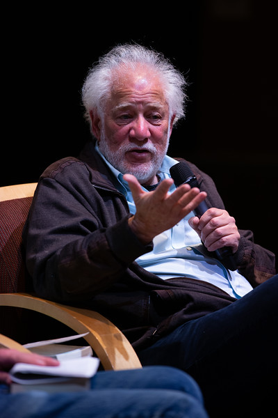 Michael Ondaatje - Seattle Public Library