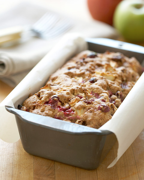 January 2007/2008? - Apple Cranberry Pecan Bread