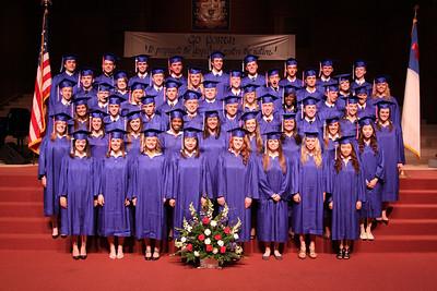 CHA Baccalaureate - May 15, 2011