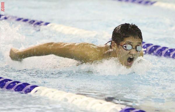 Watkins / Odessa Swimming 12-3-13