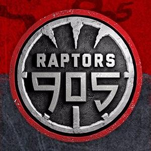 Raptors 905 Game - Presented by Sandman
