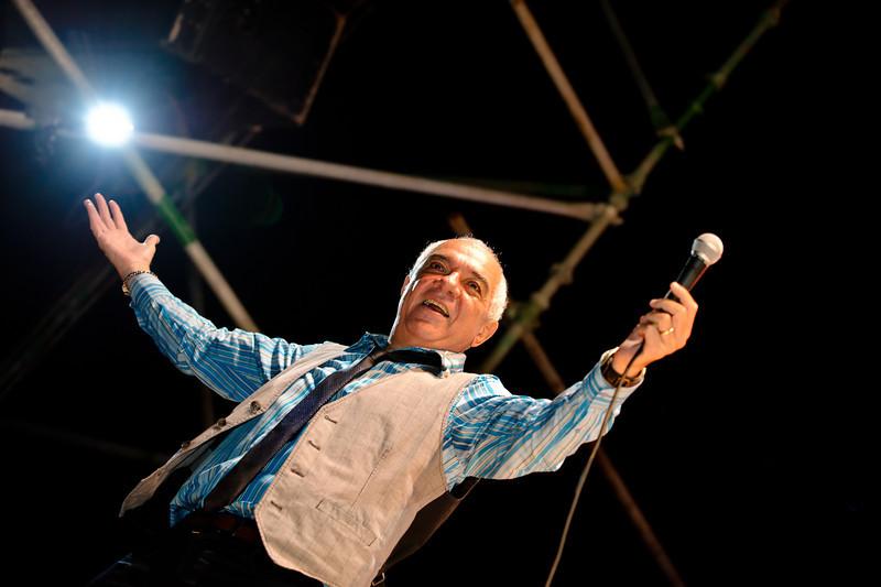 GUACO en Concierto en el Venezuela Off Road & Adventure Fetival, Valencia, Venezuela. 17 de abril de 2010.