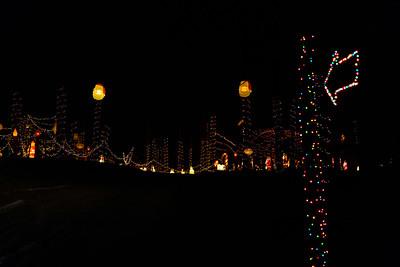 2016 Conway Christmas Lights Extravaganza