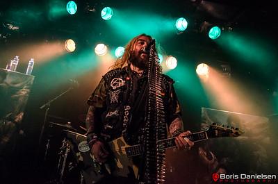 Soulfly - 06/03/16 @ John Dee, Oslo.