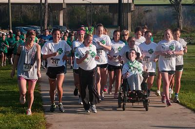 The Green Mile Run 2012