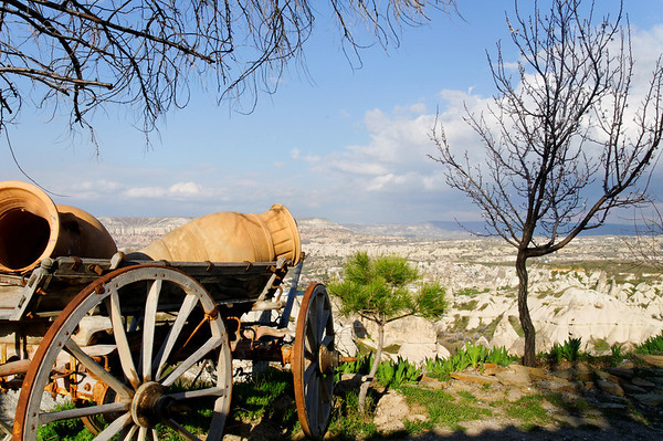 Vale dos Caçadores [Cappadocia]