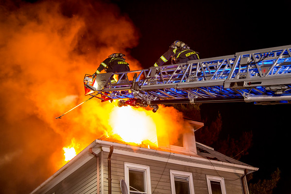 Garfield NJ 2nd alarm, 10 Cedar St. 05-31-16
