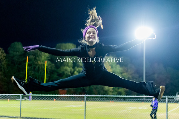 Broughton football vs Millbrook. Senior night. November 8, 2019. D4S_7018