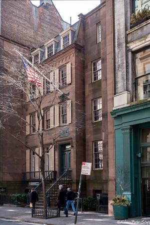 1848 Teddy Roosevelt Birthplace