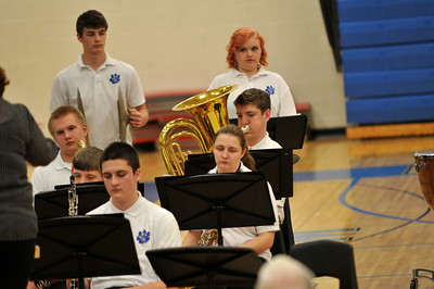 Music Spring Concert 2014