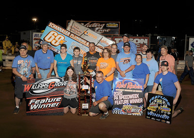 Williams Grove Speedway - 6/26/20 - Lee Greenawalt