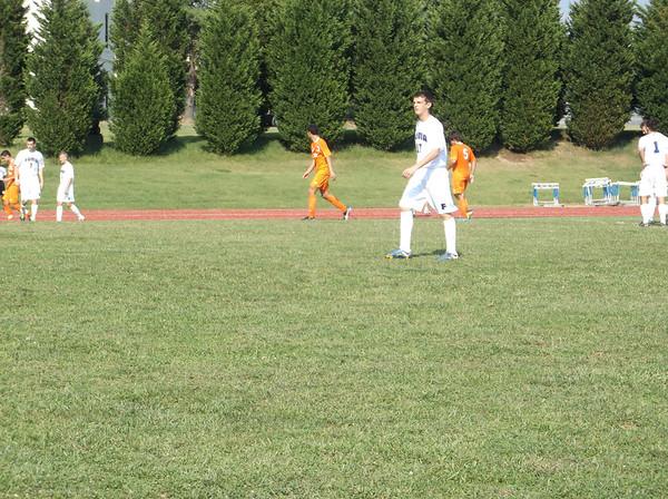 Varsity Soccer vs. Norfolk Academy