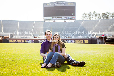 Kate & Josh :: Engaged :: Greenville, NC