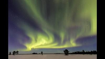 Finland Aurora Slideshow