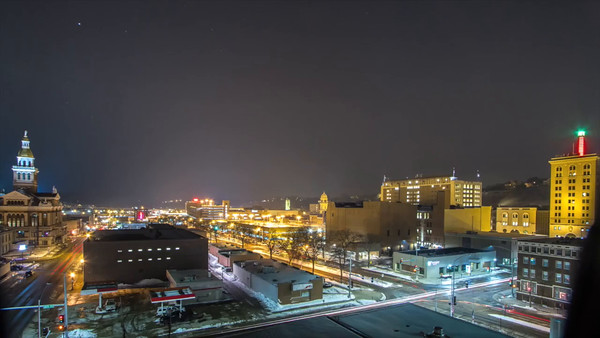 Downtown Time Lapse