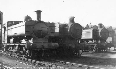 Collett 5700 class 0-6-0PT Built 1929-1931 (GWR)