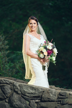 Jessica Middleton Bridal Portraits