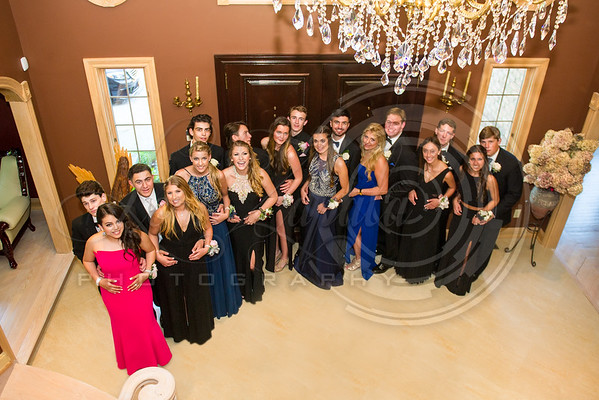 St. Anthony's Prom Night