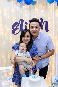 190303 Elijah 100th Day