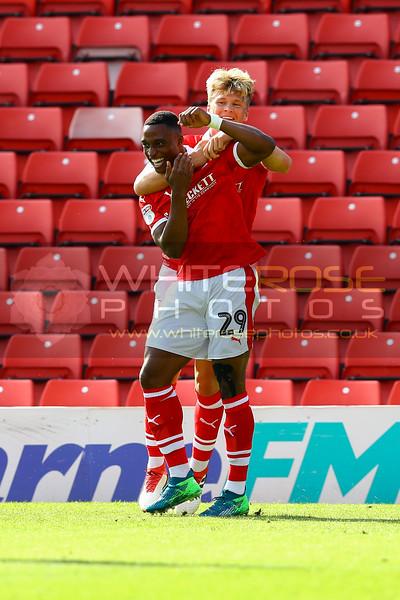 Barnsley v Oxford United 04 - 08 - 18