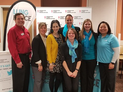 2017 LUNG FORCE Learning Event - Royal Oak, MI