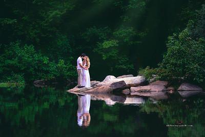 Alysha & Chris Pre-Wedding/Engagement Shoot