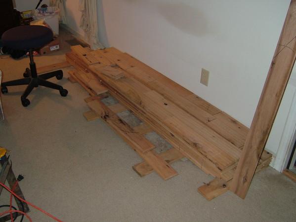 Flooring Project 2008