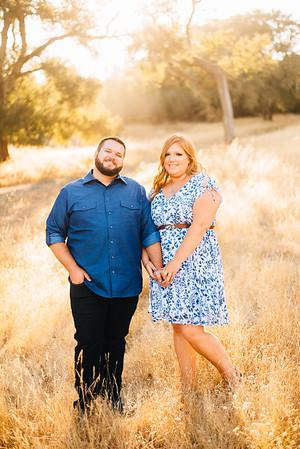 Lynn and Brandon's Engagement (Kelsey)