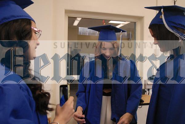 2014 Hancock Graduation